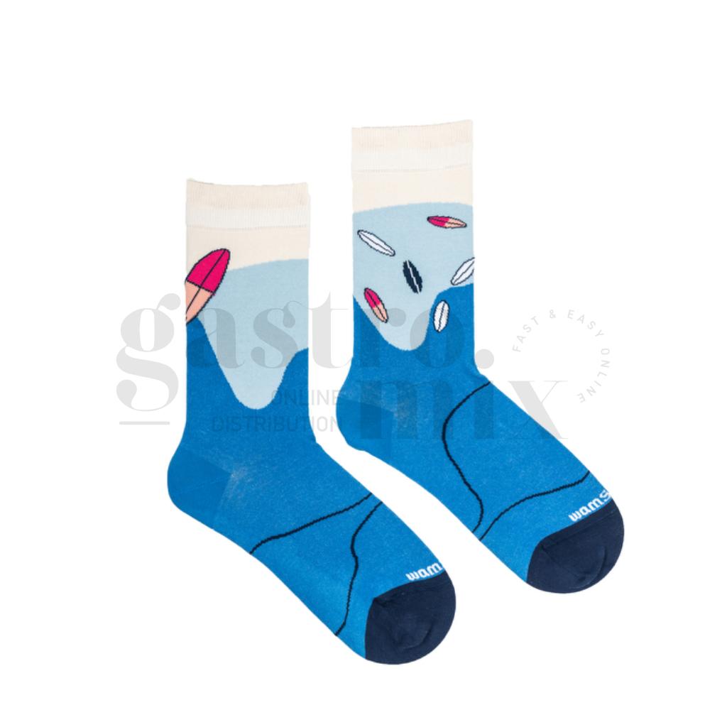 WAMS Fashion Surf Socke