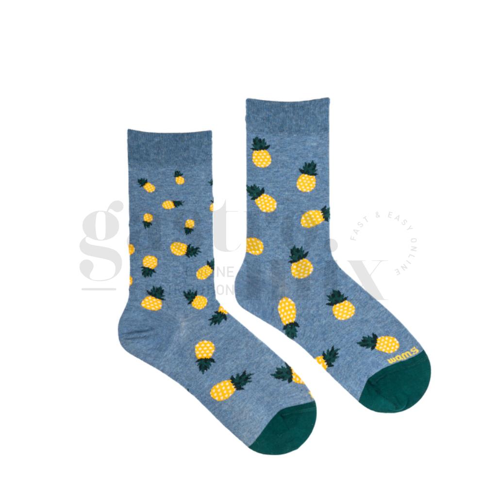 WAMS Fashion Pineapple Socke