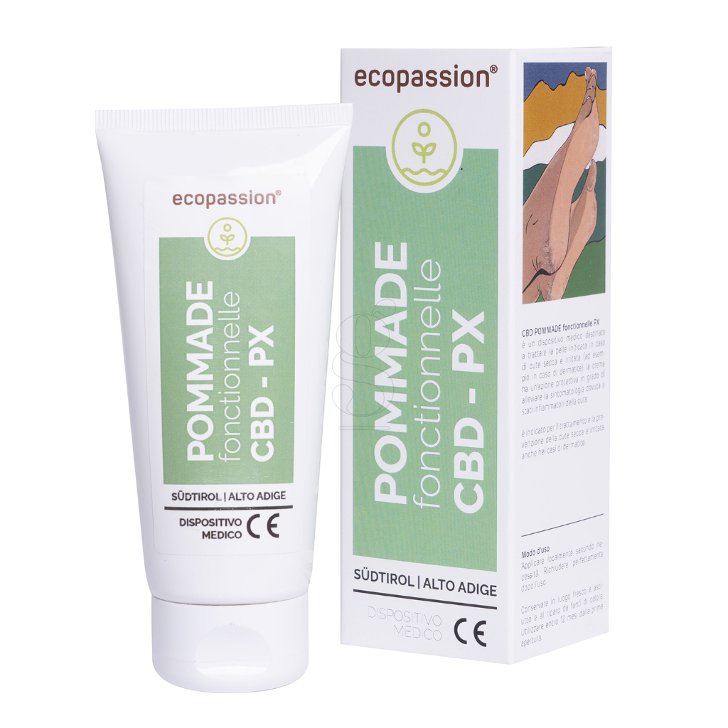 CBD POMMADE fonctionnelle PX 100 ml – Medizinprodukt